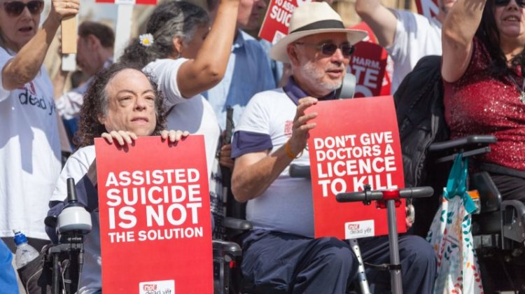 Peers set to debate 'dangerous' and 'incoherent' assisted suicide bill