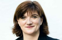Nicky Morgan head and shoulders