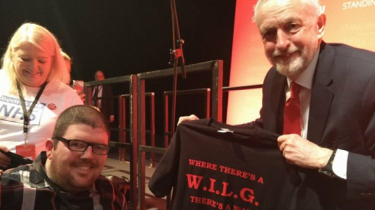 Activist celebrates after Welsh Labour backs independent living campaign