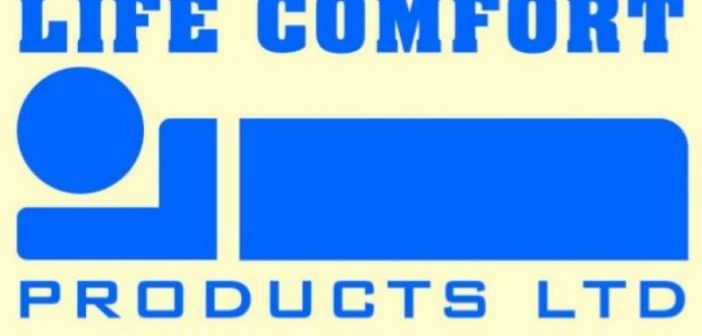 Logo for Life Comfort Products