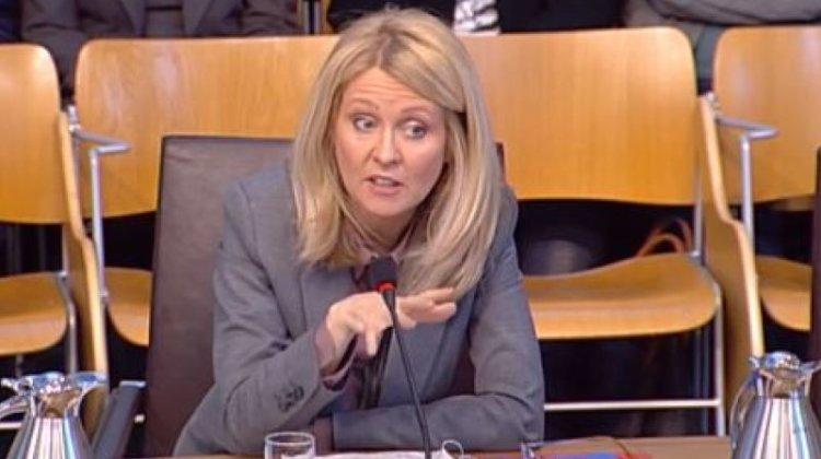 Mother of ESA suicide mum-of-nine praises activist for confronting McVey