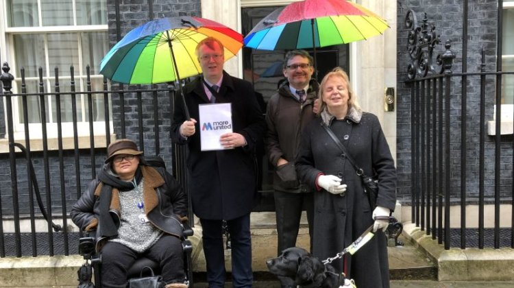 UN day of disabled people: Temporary election access fund 'must be just a first step'