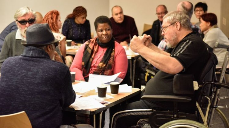 Pioneering commission of disabled people sets council on path to true co-production
