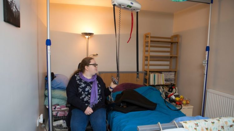 Disabled people face 'hidden crisis' in accessible housing