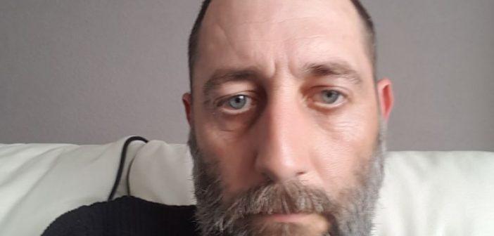 Keith Morgan head and shoulders