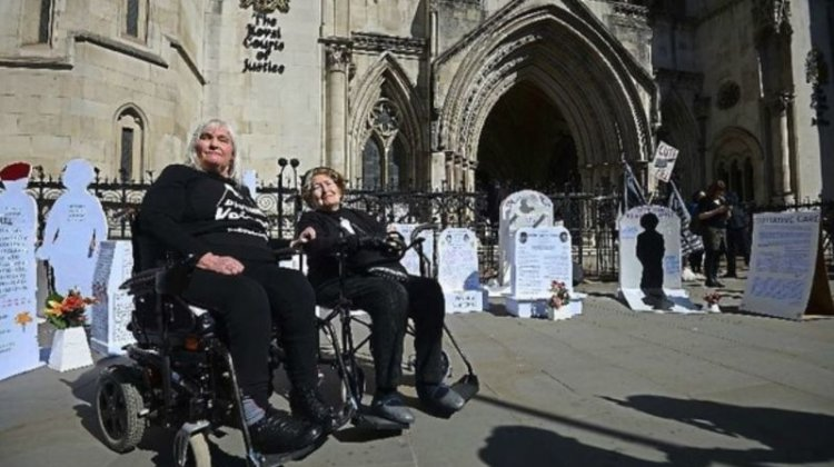 Relief after court rejects latest assisted suicide legal bid and highlights law change dangers