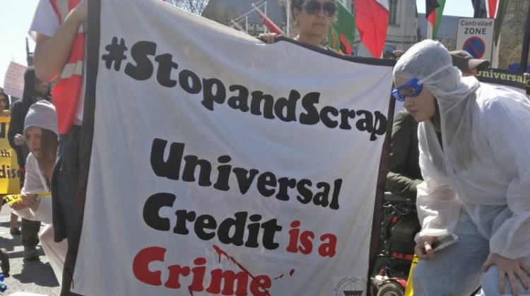 Labour's pledge to scrap universal credit 'is victory for years of activism'