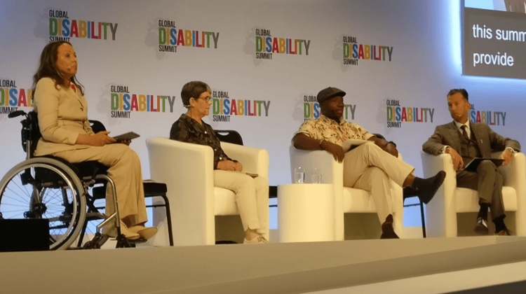 Global Disability Summit: Disability Rights UK 'betrayed movement' with speech
