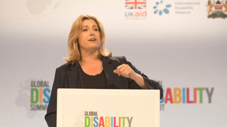 Global Disability Summit: Mordaunt retreats from UK's 'global leader on rights' claims