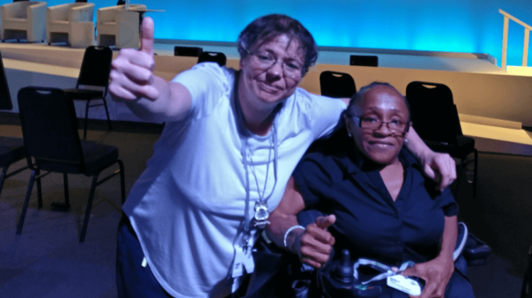 Global Disability Summit: Disabled activist praised for highlighting government attacks