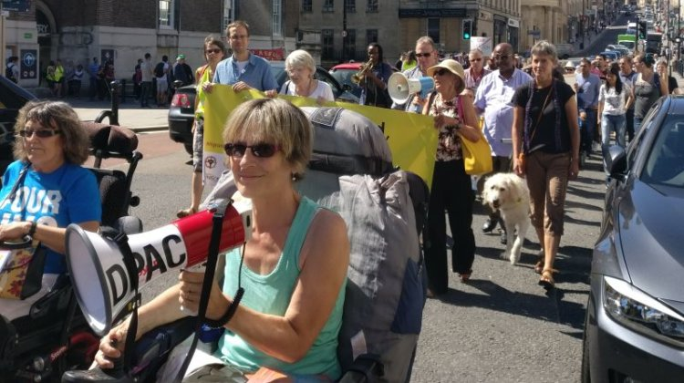 Lottery funding will help young disabled people dig into city's activist past