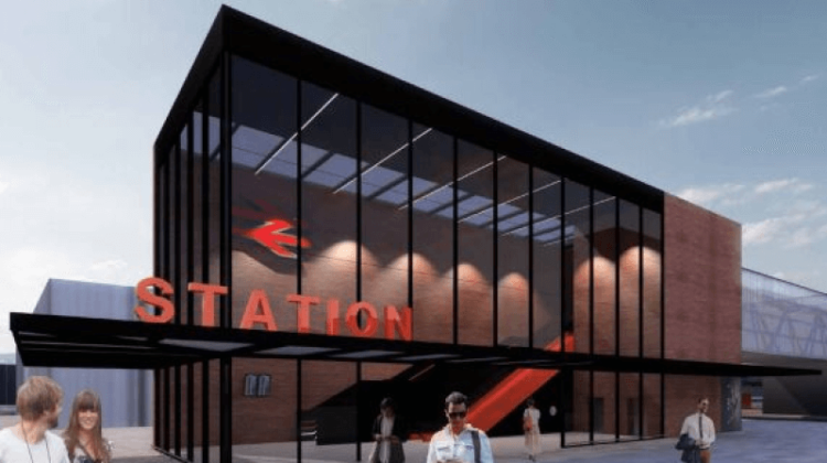 'Scandal' of new rail station set to be built without step-free access to trains