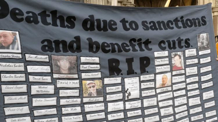The death of Errol Graham: Activists left 'enraged' and 'sickened' by latest DWP death