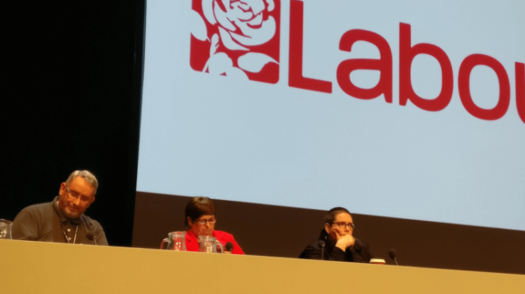Labour conference: Anger as party awards unions half of votes for disability elections