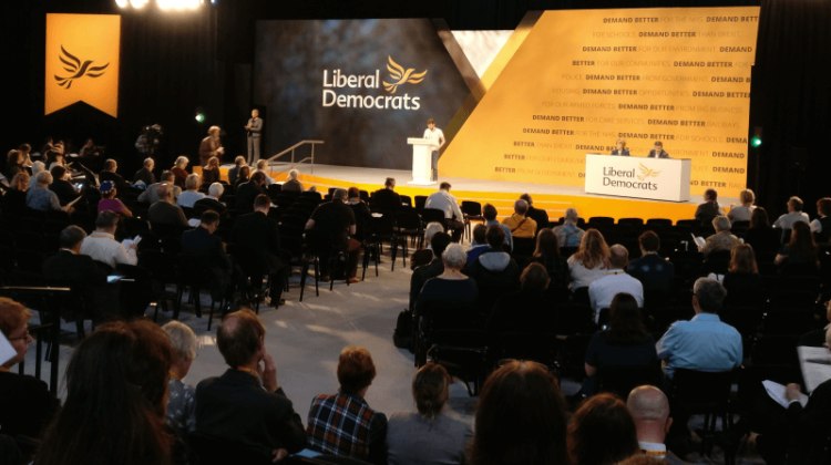 Lib Dem conference: Members vote for rights-based reform to mental health laws