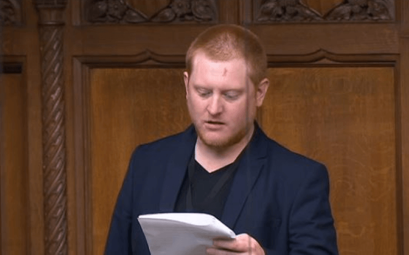 Please Stop Whitewashing Autism >> Autistic Mp Calls For Change In Equality Laws To Make Parliament
