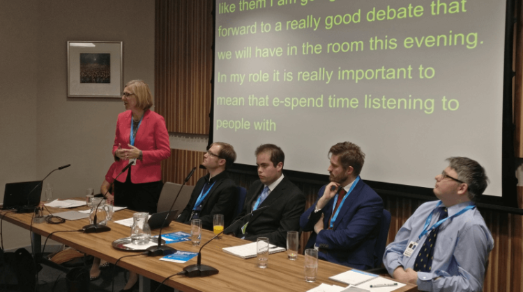 Tory conference: Disability charities face questions over Conservative links