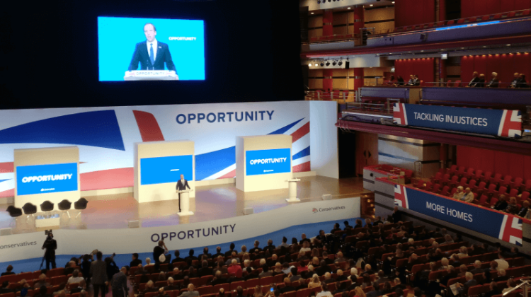 Tory conference: Government side-lines working-age social care… again