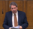 Gordon Henderson speaking in the House of Commons