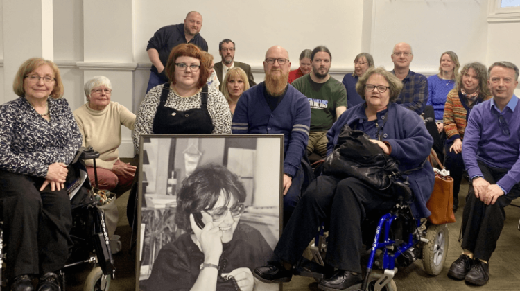 Broken promises have shattered hopes of right to independent living, says Morris