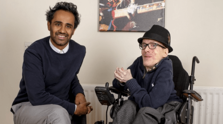 'Angel' investor seeks entrepreneurs to transform life for disabled people