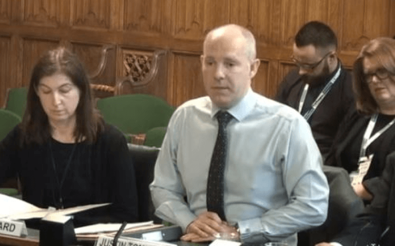 Tomlinson becomes latest 'shoddy, shameless' disability minister