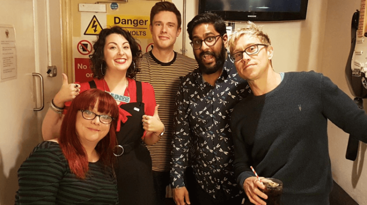 Action on Hearing Loss defends holding comedy fundraiser in inaccessible venue
