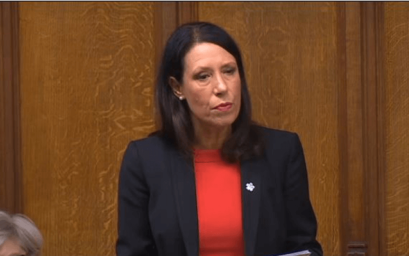 Debbie Abrahams speaking in the House of Commons