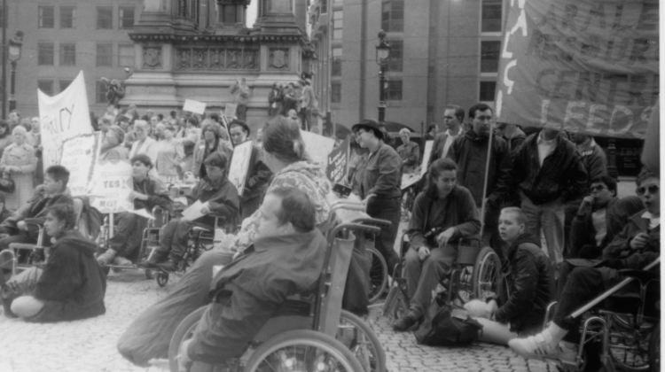 Archive launch will shine spotlight on impact of disabled people's movement