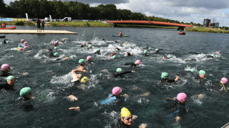 Anger over Unum sponsorship of 'Superhero' triathlon event