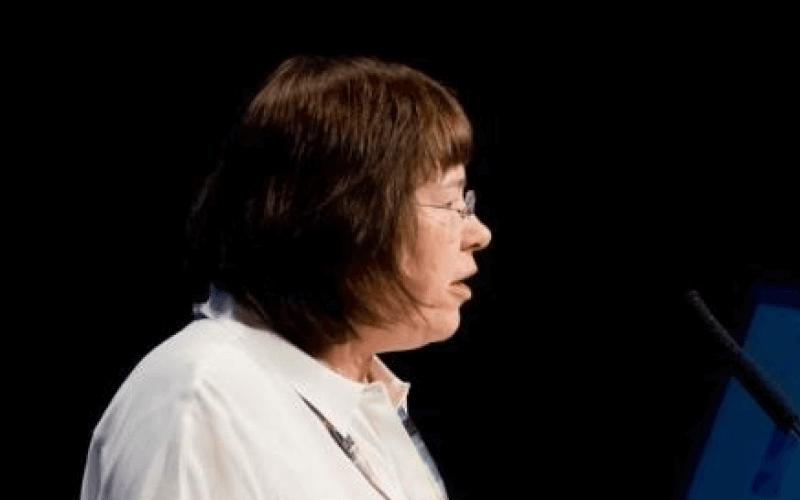 Professor Wendy Burn head and shoulders