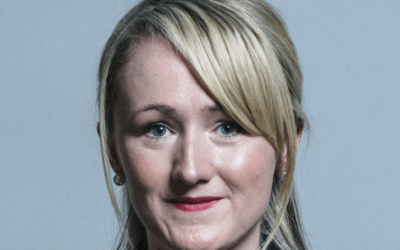 Rebecca Long-Bailey head and shoulders