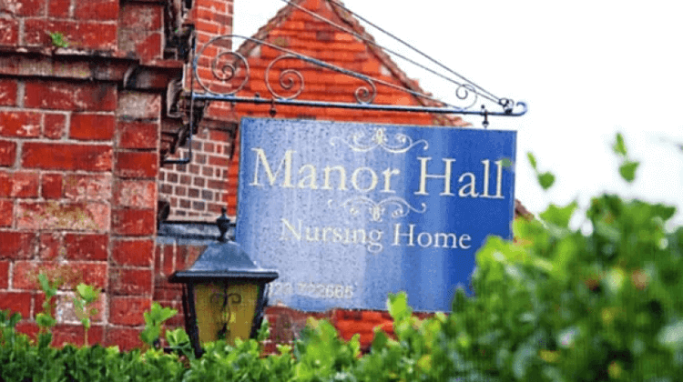 Nursing home probed after residents' personal details are found in the street