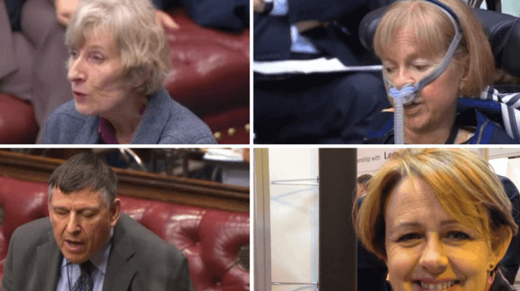 Coronavirus: MPs and peers ask PM for a 'disability inclusive' response to pandemic