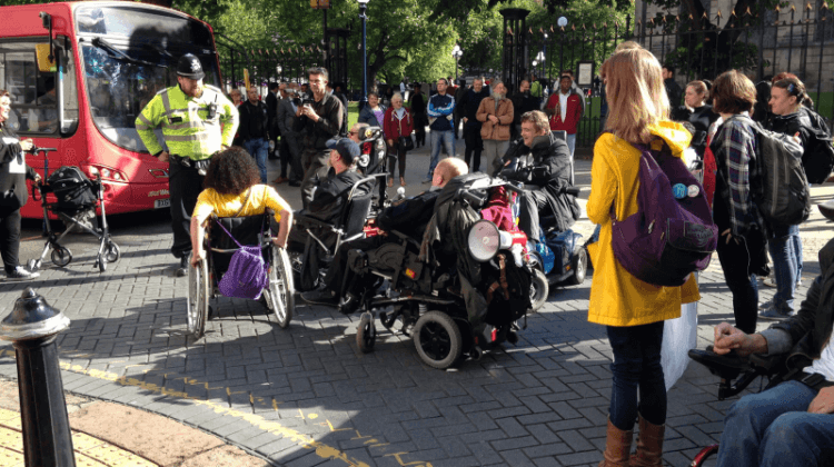 Project set to bring 50 years of disabled people's movement to life