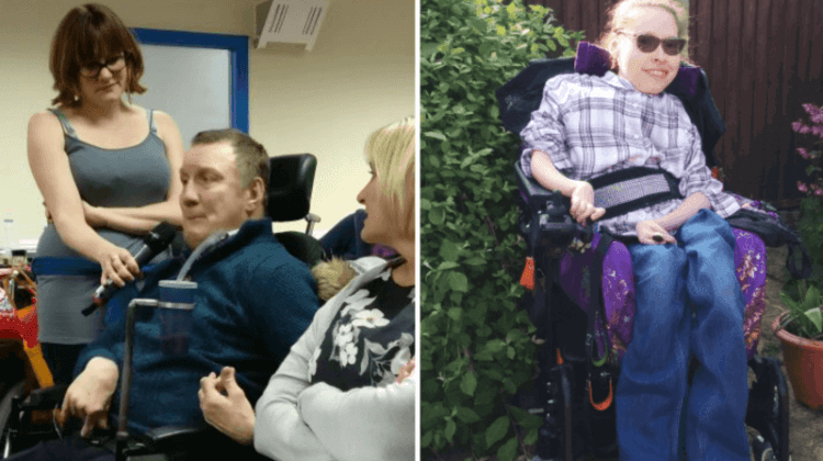 Coronavirus: Success for disabled duo after NHS England backs down on visitor policy