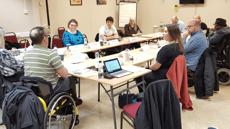 New disabled people's panel inspired by ground-breaking projects