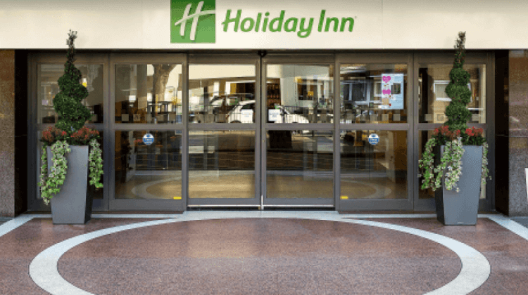 Holiday Inn hotel plans to rip out hoist from its only accessible bathroom