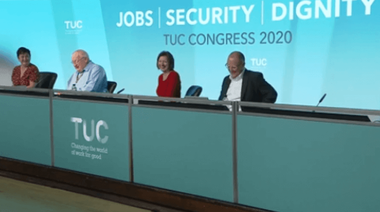 TUC's access failure at annual congress is 'slap in the face' for disabled activists