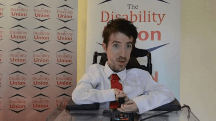 Disability Union 'will build power and a national voice for disabled people'