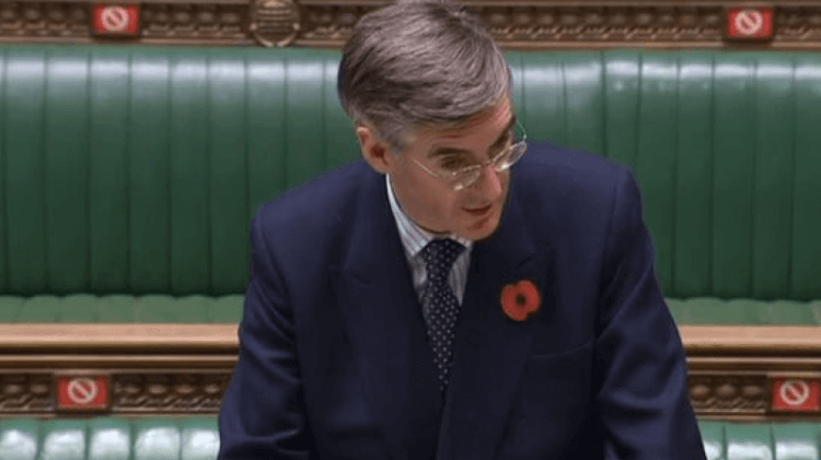 Concerns growing over Rees-Mogg's 'shocking' comments on shielding MPs