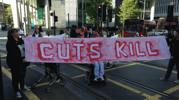 Anti-protest laws are an attempt to silence us… and we must resist, say disabled activists