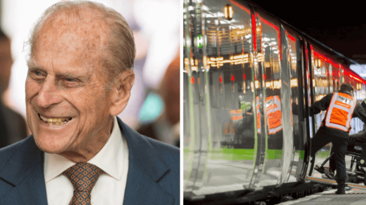 Rail companies apologise after Prince Philip 'mark of respect' leaves websites inaccessible