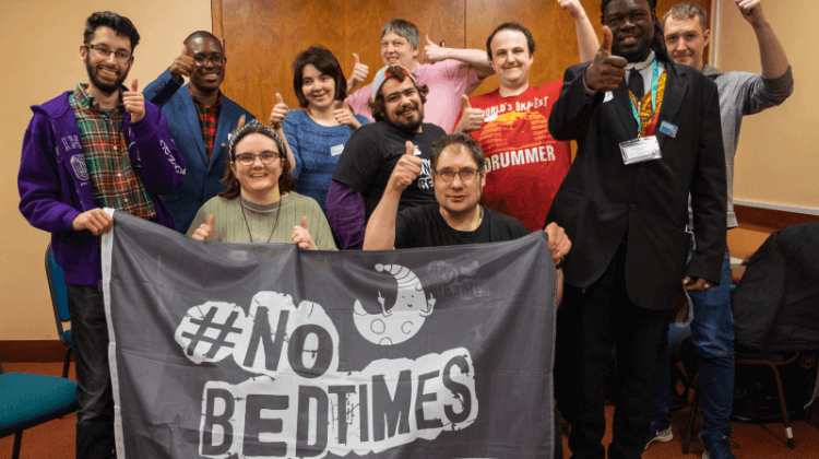 Campaigners call for local authorities to become 'No Bedtimes Councils'