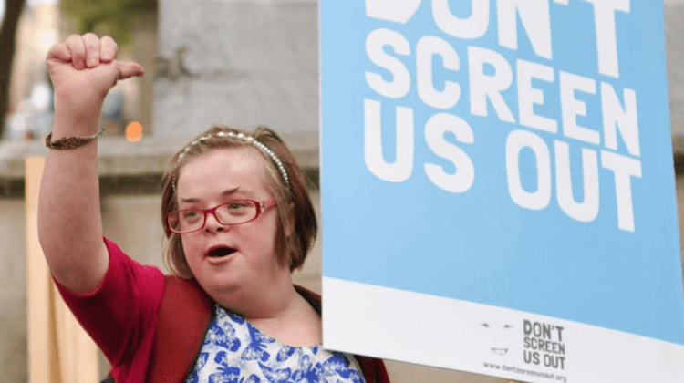 Abortion law stereotypes, demeans and discriminates against disabled people, court hears