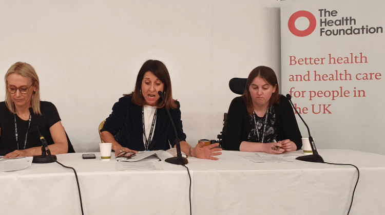 Labour conference: Kendall refuses four times to say if she backs free social care