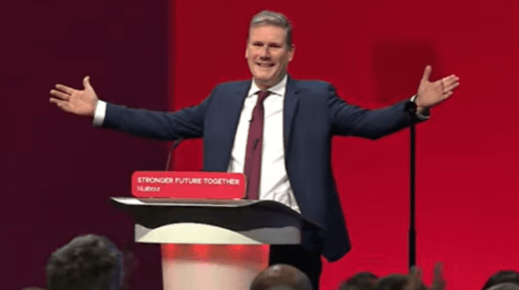 Labour conference: Concern over Starmer's 'hard-working families first' pledge